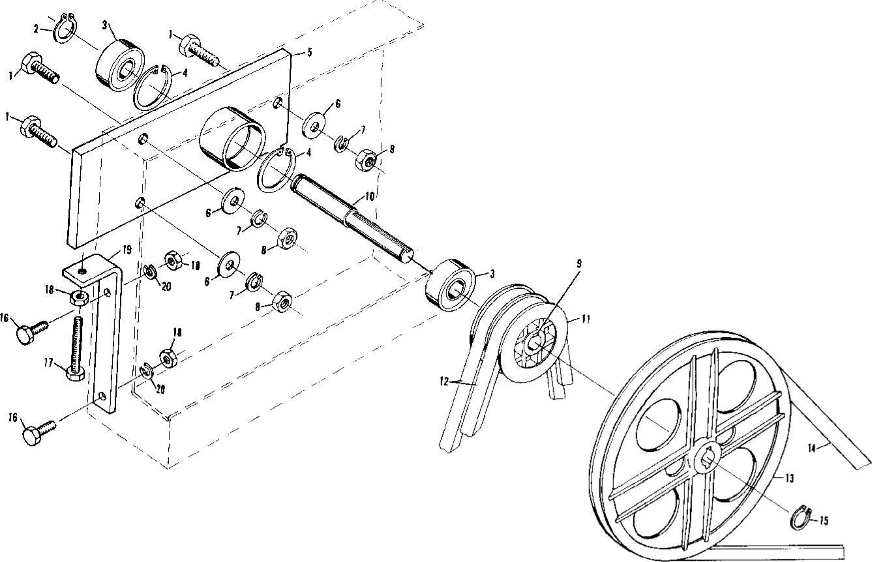 Isuzu Drive Belt Diagram